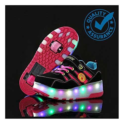 Zapatillas Con Ruedas Niñas  marca WXBYDX