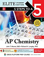 5 Steps to a 5 Ap Chemistry 2021: Elite Student Edition