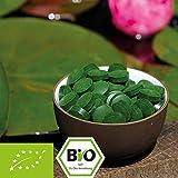 Bio Spirulina Tabletten - 500g zu je 400 mg