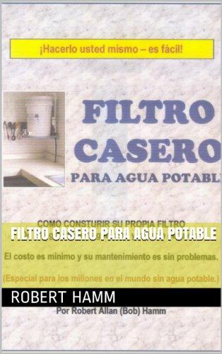 Filtro Casero para Agua Potable