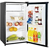 Magic Chef MCBR350S2 3.5 Cubic-ft Refrigerator (Stainless Look) - Best Price Most Popular New Brand Great Reviews Low Priced Big Savings Gift Present Men Women Kids Trending Co