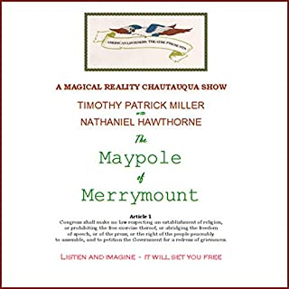 The Maypole of Merrymount audiobook cover art