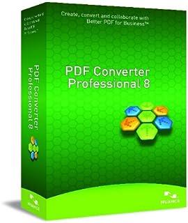 PDF Converter Professional 8.0, Student Version, Online Verification