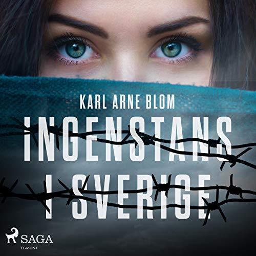 Ingenstans i Sverige cover art