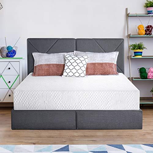 Sleeplace 9 inch Luna Multi-Layered Memory Foam Mattress,Queen Size
