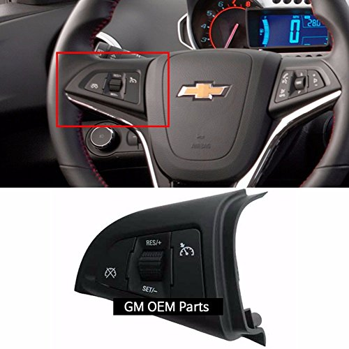Steering Wheel Left Control Switch For GM Chevrolet Sonic RS 2012+ OEM Parts