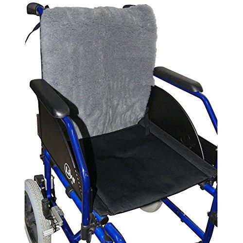 ubio Protector/respaldo silla de ruedas SUAPEL azul marino 🔥