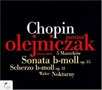 Sonata Op35 by F. Chopin (2009-10-13)