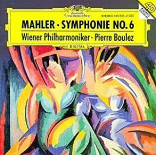 Mahler: Symphony No. 6 ~ Boulez (1995) Audio CD