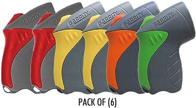 Lifelite, (6) ea Garrity 65-015 HD Disposable Flashlights in Asstd Colors