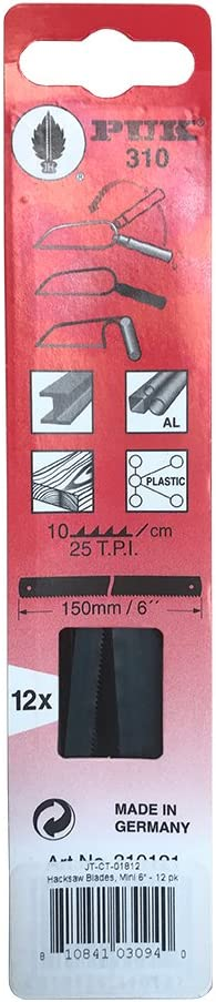 Jameson JT-CT-01812 1000V Replacement Product Blades Courier shipping free shipping 6-inch for Hac Mini