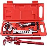 Pinze a gomito 11pc kit flangia kit riparazione tubo freno kit torcia tagliatubi utensile flangia con kit utensile piegatura coltello