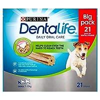 [Dentalife] Dentalife小型犬の歯科咀嚼21のX 16グラム - DENTALIFE Small Dog Dental Chew 21 x 16g [並行輸入品]
