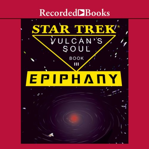 Star Trek audiobook cover art