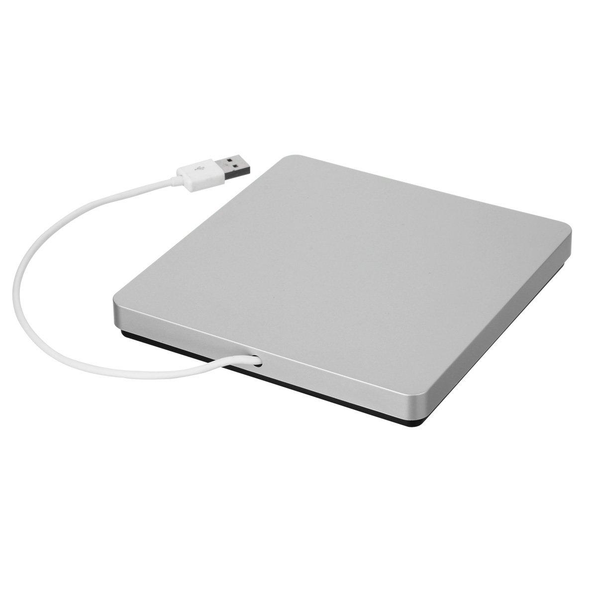 SYMTOP Estuche Carcasa USB 2.0 para grabadora Ranura Externa Ultra ...