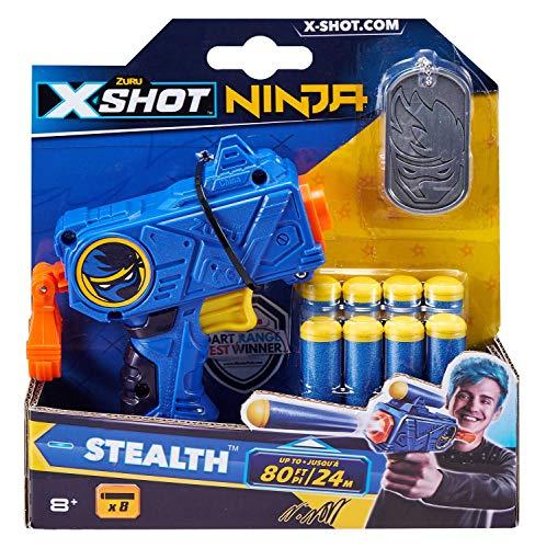Zuru 36317TQ1 X-Shot Ninja Stealth Blaster - Juego