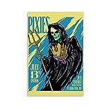 SHUOJIA TV-Cover Art Pixies Show Poster Leinwand Prints