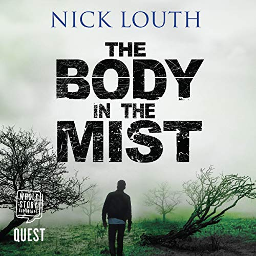 The Body in the Mist audiobook cover art