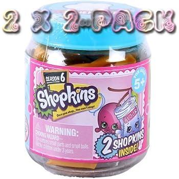 Shopkins Season 6 Chef Club, 2 X 2-Pack (4 fi | Shopkin.Toys - Image 1