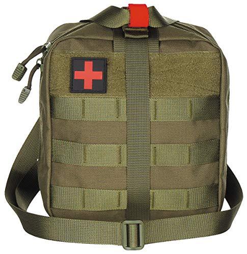 MFH Tasche, Erste-Hilfe, groß, MOLLE (Oliv)