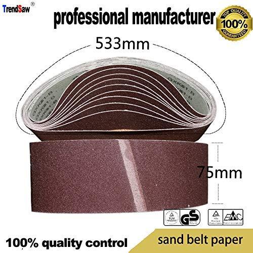 Terrarum Flocking Sand Paper Tablet voor Wood Stone Steel polijsten tegen een goede prijs en naar elke waar en de korrel 40-800 - (Mesh: 240#) 80#