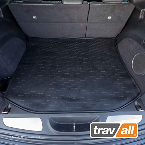 Travall® Liner Kofferraumwanne TBM1087 - Maßgeschneiderte Gepäckraumeinlage mit Anti-Rutsch-Beschichtung