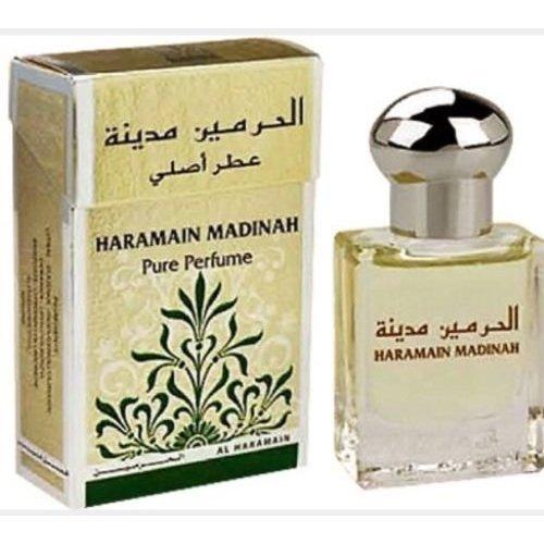 Al Haramain Medina von al haramain 15ml Öl basierend parfüm-madina ulfatowna rosenöl