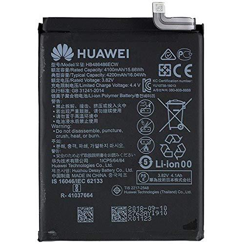 Batería para Huawei Original HB486486ECW para Huawei P30 Pro, Mate 20 Pro