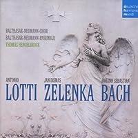 Bach Lotti Zelenka by HENGELBROCK / BALTHASAR NEUMANN ENSEMBLE (2010-07-08)