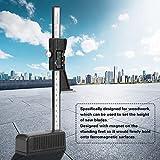 【𝐇𝐚𝐩𝐩𝒚 𝐍𝐞𝒘 𝐘𝐞𝐚𝐫 𝐆𝐢𝐟𝐭】Calibrador de altura Calibrador de altura, indicador de altura, indicador de altura digital, para sierra de mesa para la industria de la madera