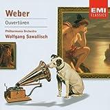 Weber - Ouvertüren