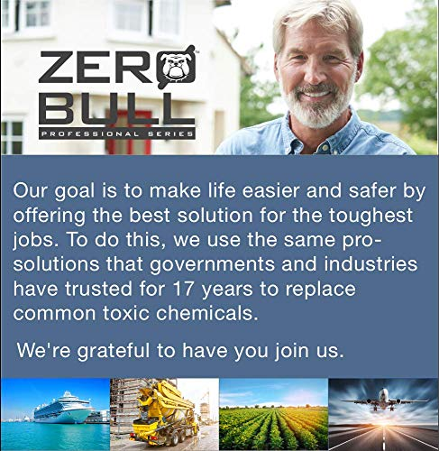 Zero Bull Jetted Tub Cleaner. The most powerful jet tub cleaner and it's 100% Safe
