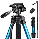Best Camera Tripods - Victiv Camera Tripod Upgraded Version T72 Max. Height Review