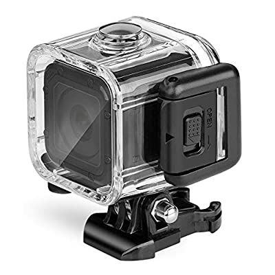 Nechkitter Waterproof Diving Housing for GoPro Hero4 Hero5 Session Action Camera Hero 4s Hero 5s Underwater case from Nechkitter