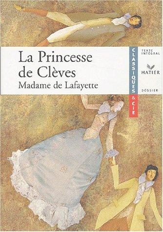 La Princesse de Clèves by M. Robert (2003-04-16)