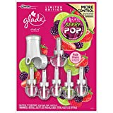 Glade Plugins Berry Pop 1 Scented Oil Warmer & 6 Scented Oil...