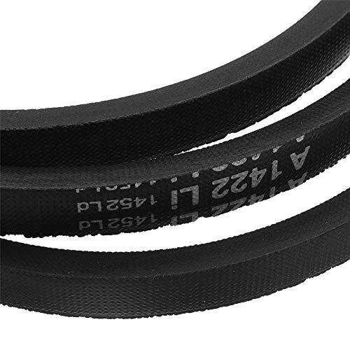 13mm 1pc for A56 Cortacésped Tractor Drive V-Belt for el Motor del césped de Piezas 1 2  X 58  (Color : 1422MM, tamaño : 1pc)