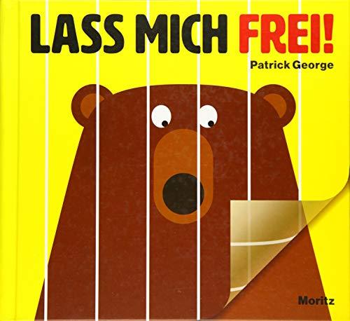 Lass mich frei!: Bilderbuch mit transparenter Folie