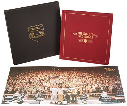 The Road to Red Rocks [Live in Concert] [CD, DVD, LP + MP3 Box Set] by Mumford & Sons