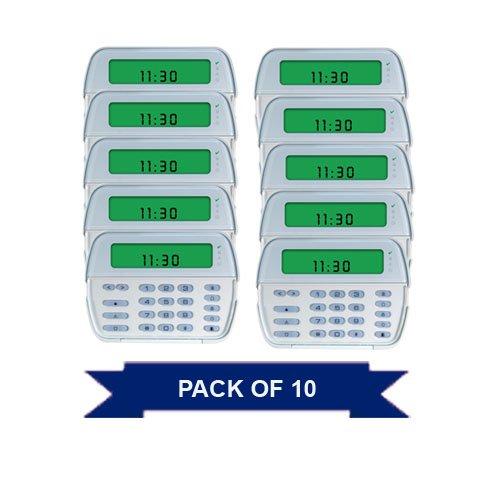 Pack of 10 DSC TYCO PK5501 Alarm System Keypad