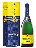 Champagne Heidsieck & C° Monopole Blue Top Magnum sous étui - 150cl