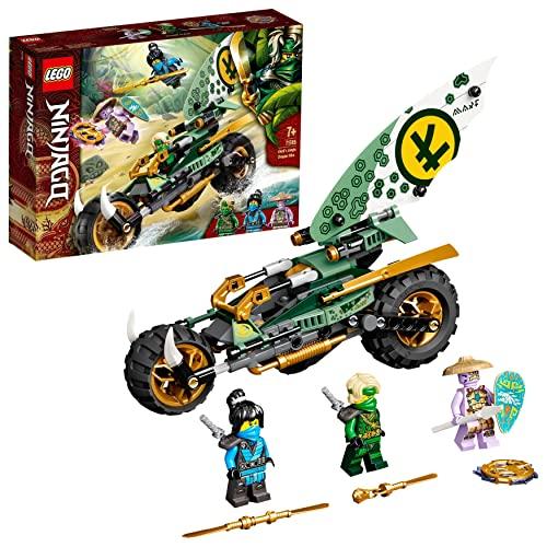 LEGO®-Chopper de la Jungla de Lloyd Ninjago TV Series Juego de construcción, Multicolor 71745