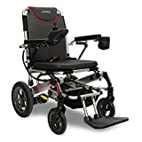 Jazzy Passport Power Wheelchair Folding Lightweight Compact Foldable