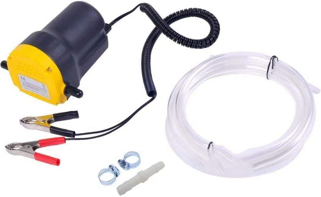 US Very popular 12V Motor Oil Diesel Suction Transfer Special price Cha Scavenge Extractor
