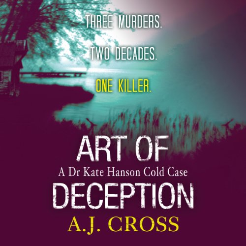 Art of Deception audiobook cover art