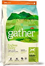 Petcurean Gather Endless Valley Vegan Recipe Dry Dog Food - 6 lb. Bag