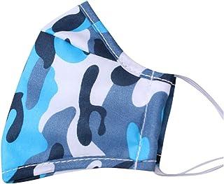 Aadiju Fashion Protective Face Mask, Unisex Anti Dust Cotton Mouth Mask, Washable, Reusable
