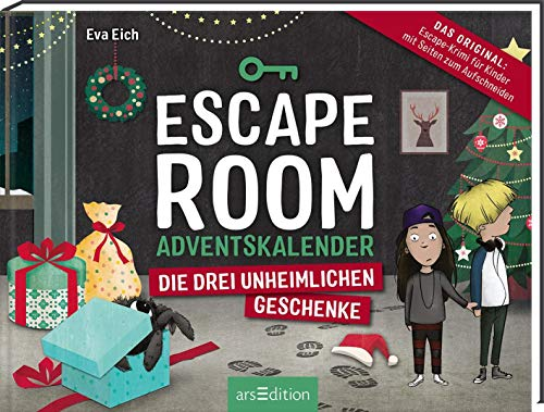Escape Room-Adventskalender für Kinder:
