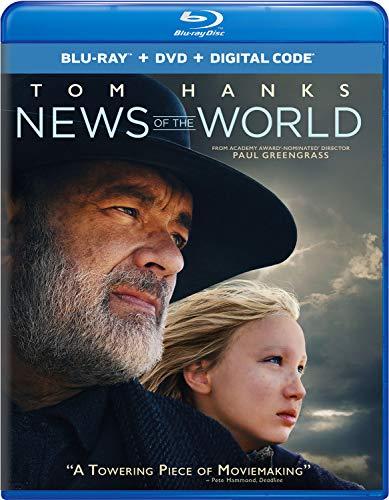 News of the World - Blu-ray + DVD + Digital