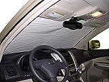 HeatShield, The Original Windshield Sun Shade, Custom-Fit for Lexus RX350 SUV 2007, 2008, 2009, Silver Series